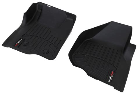 2012 ford f 250 and f 350 duty floor mats weathertech