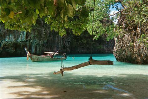 The Boat Nam Lee by Phi Phi Ley Maya Bay Pileh Loh Samah