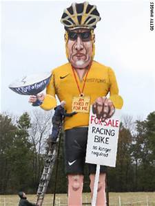 British Armstrong effigy causes outrage - CNN.com