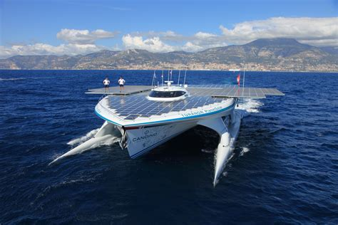 Biggest Fishing Boat In The World by World S Largest Solar Powered Boat T 219 Ranor Planetsolar