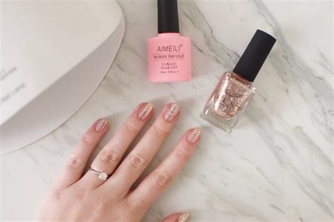Try This Clear Gel Nail Polish Trick To Save Major Cash On