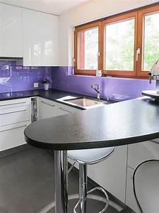 Glas Wandpaneele Küche : glas in der k che fenlux z rich ~ Markanthonyermac.com Haus und Dekorationen