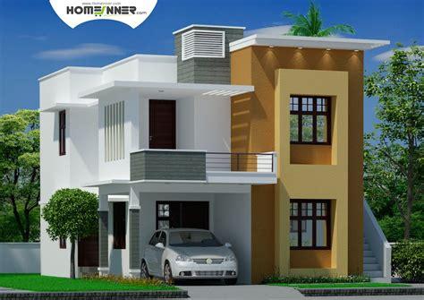 House Designer : Modern Contemporary Tamil Nadu Home Design