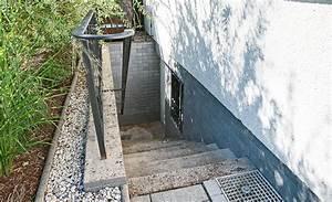 Treppenaufgang Außen Gestalten : au entreppe sanieren kellerausbau ~ Markanthonyermac.com Haus und Dekorationen