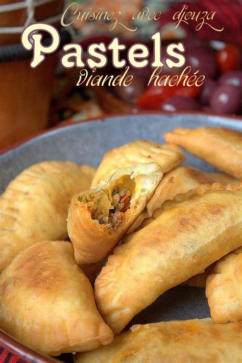 recette pastels senegalaises a la viande recettes faciles recettes rapides de djouza
