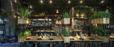 Garden Restaurant Design Ideas a restaurant interior design adorable home