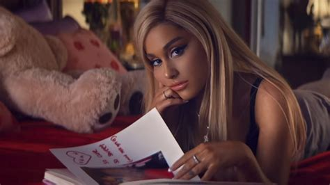 Ariana Grande 'thank U, Next' Video Breaks Youtube Records
