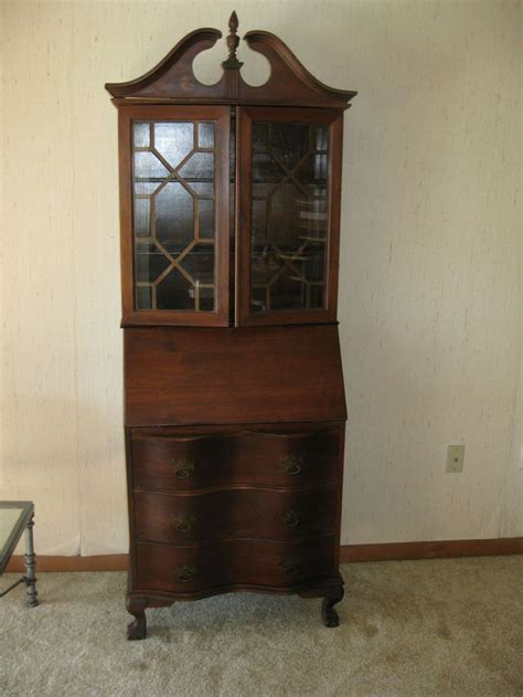 Secretary Desk With Hutch Antique Ideas  Greenvirals Style. Table Saw Motors. Accent Chest With Drawers. Kangaroo Adjustable Height Desk. 4 Seater Table. Slim Desks. Narrow Dining Room Tables. Round Dining Room Table Sets. Old Oak Desk For Sale