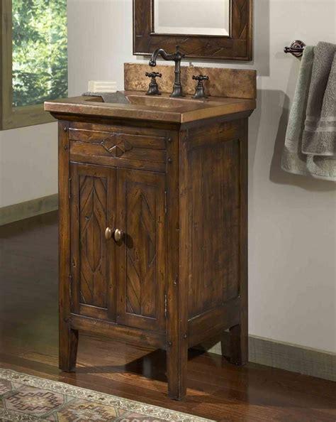 rustic bathroom vanities bathroom designs ideas