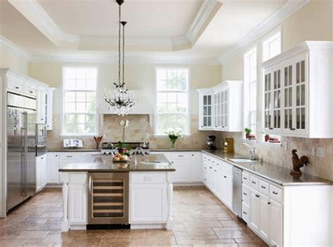 small and minimalist white kitchen ideas