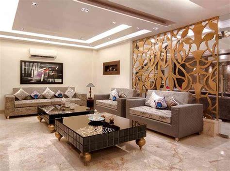 Living Room Partition Design  Coma Frique Studio