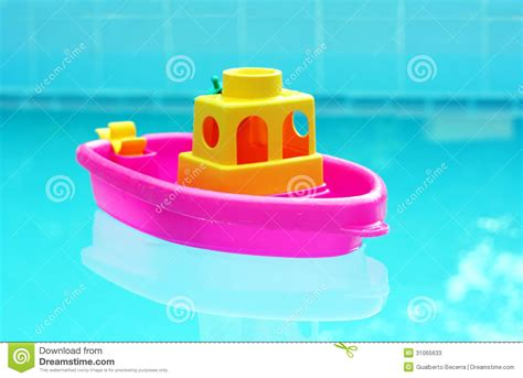 Toy Boat For Pool by Toy Boat Stock Photos Image 31065633