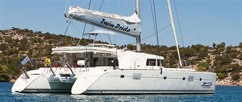 Catamaran Hire Ionian by Lagoon 500 Crewed Catamaran Charter Greece Main 1