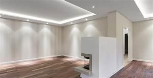 Beleuchtung Im Wohnzimmer : voutenbeleuchtung licht statt leuchten ~ Markanthonyermac.com Haus und Dekorationen