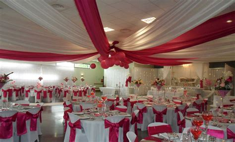 decoration salle mariage le mariage
