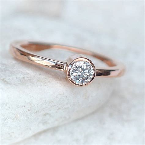 Diamond Engagement Ring In 18ct Rose Gold By Lilia Nash. 18k Gold Wedding Band. Moon Rings. Candle Earrings. Arty Engagement Rings. Cat Bracelet. Shaped Engagement Rings. Clasp Bangle Bracelets. 14k Gold Anklet Ankle Bracelet