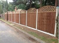 decorative fence panels Ellis Timber LTD   Decorative Fencing Panels - Ellis ...