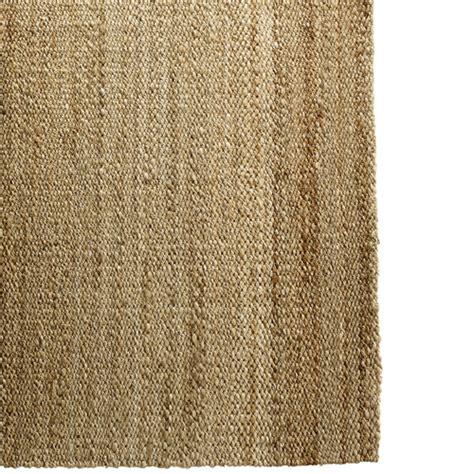 tapis en fibres naturelles en jute en chanvre sisal coco tress 233 jonc de mer decoclico