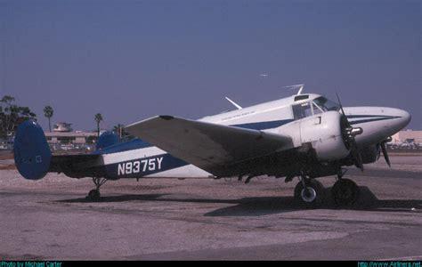 Catalina Flying Boats Long Beach by Beech G18s Catalina Flying Boats Aviation Photo