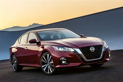 2019 Nissan Altima Gets Awd, Variable Compression Turbo