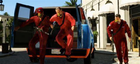 Gta 5 Multiplayer Will Be 'best Yet', Says Rockstar