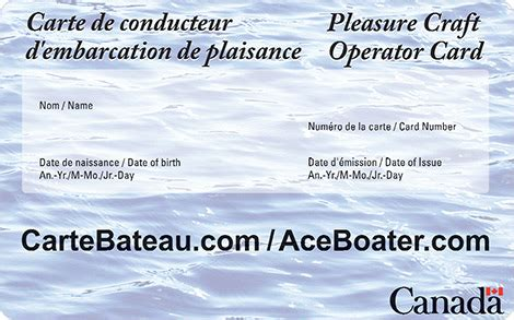 Boat License Quebec by Boating License Canada Online Certified Exam Aceboater