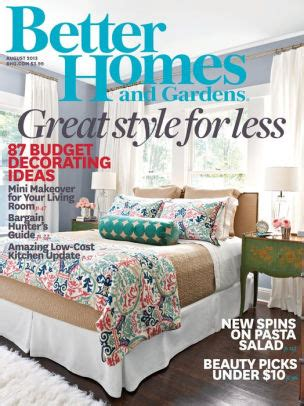 Better Homes And Gardens By Meredith Corporation Nook
