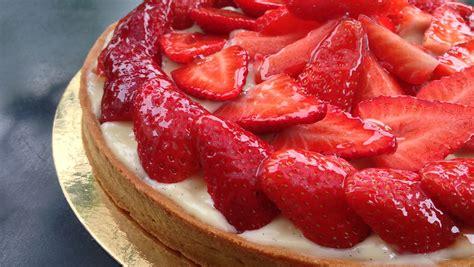 tarte aux fraises les gourmandises de n 233 mo