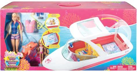Buy Barbie Boat by Hot 38 39 Reg 80 Barbie Boat Set Free Shipping