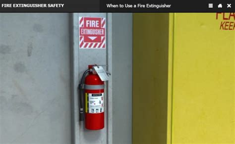 osha extinguisher mounting height placement and signage requirements