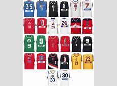 La NBA usará camisetas especiales para el Día de Navidad