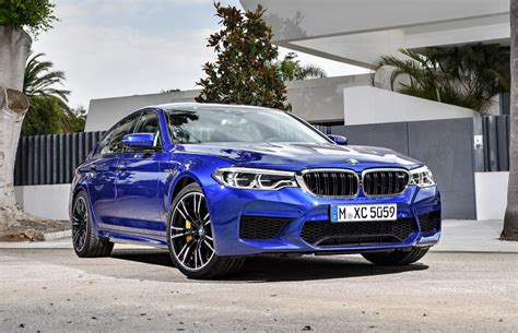 2018 Bmw M5 Officially Revealed 0100kmh In 34 Seconds