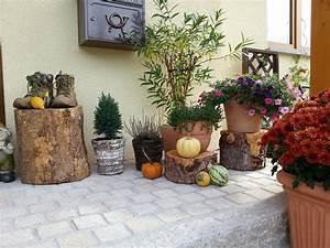 Weihnachtsdeko Im Außenbereich : herbstdeko ideen kreativ bunt den garten dekorieren ~ Markanthonyermac.com Haus und Dekorationen