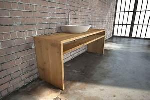 Holzplatte Massiv Eiche : massivholz waschtische waschtischplatten nach mas ~ Markanthonyermac.com Haus und Dekorationen
