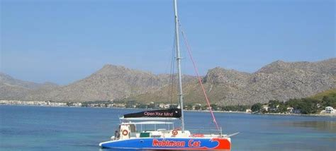 Robinson Catamaran Excursion In Pollensa Bay by 11 Best Our Best Gifts In Mallorca Images On Pinterest