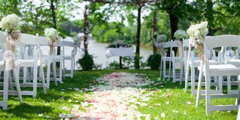 Garden Wedding Venues In Maryland river house at the easton club weddings
