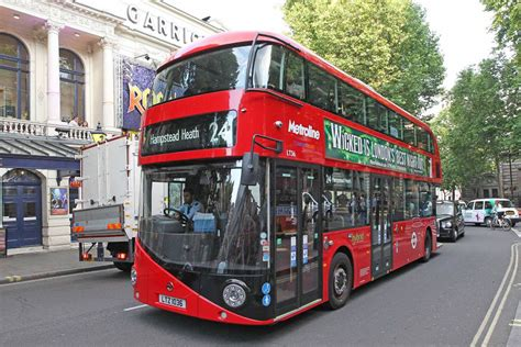 Faulty New Routemasters 'emit 74% More Harmful Particles