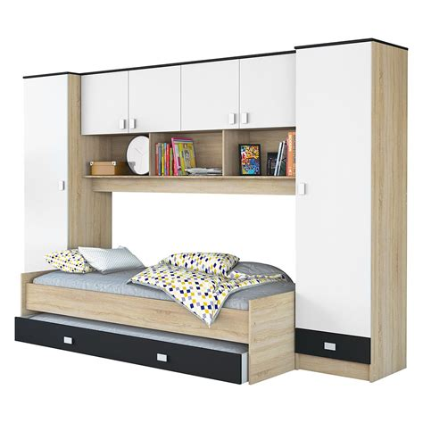 Kinderzimmer Bett Mit überbau Bibkunstschuur