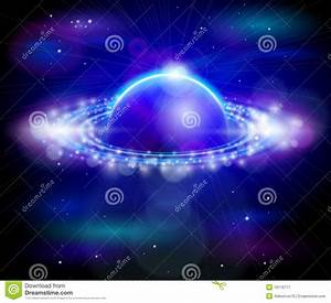 Saturn Planet & Stars Royalty Free Stock Photography ...