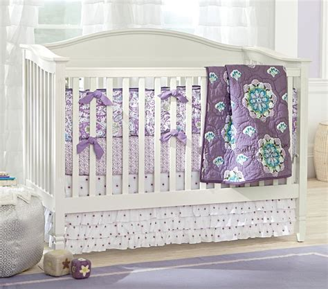 baby bedding set pottery barn