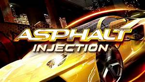 Asphalt Injection Menu Music - YouTube