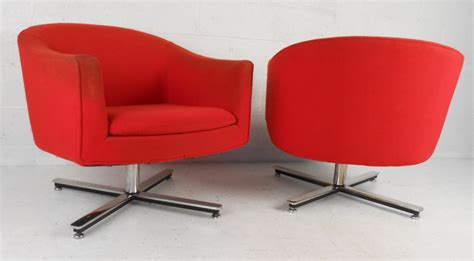 mid century modern swivel chair tedxumkc decoration