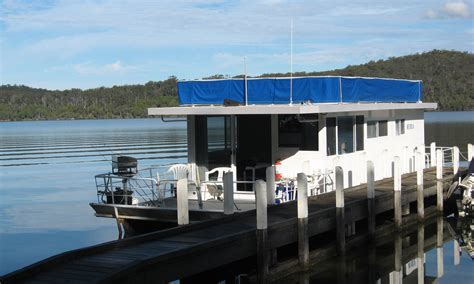 House Boat Victoria by Mallacoota Wilderness Houseboats East Gippsland Victoria