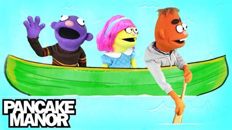 Youtube Row Your Boat Nursery Rhyme by Row Your Boat With Lyrics Nursery Rhyme Auto Design Tech