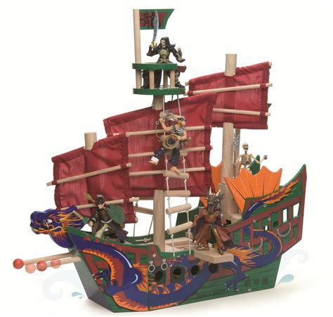 Pirate Boat Toy by Toy Pirate Boat Related Keywords Toy Pirate Boat Long