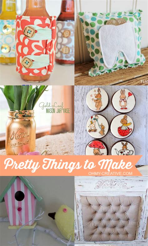 Whimsy Wednesday Link Party 113  Oh My Creative