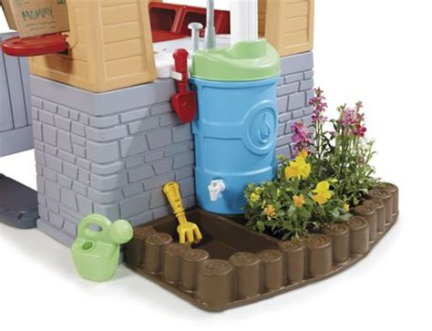 tikes go green eco friendly learning playhouse