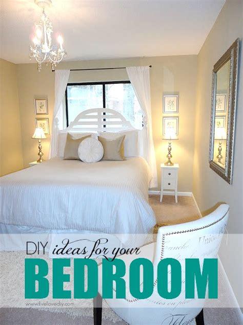 Diy Bedroom Decorating Ideas  Interior Design Living Room