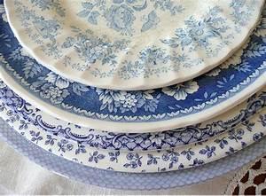 Geschirr Blau Weiß : frisch sommerlich und zerbrechlich sweet home ~ Markanthonyermac.com Haus und Dekorationen