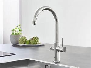 Grohe Blue Test : robinetterie de cuisine d couvrez ici notre assortiment de robinetteries de cuisine ~ Markanthonyermac.com Haus und Dekorationen
